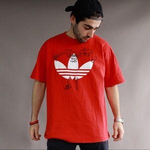 Adidas Originals Pirate Scribble Tee
